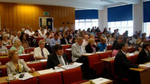 Attending the Survivors of Terrorism Conference 2010, London